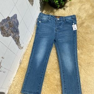 7 for all mankind 🍂🍁blue skinny jeans new